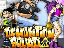 В казино онлайн Команда Демонтажников